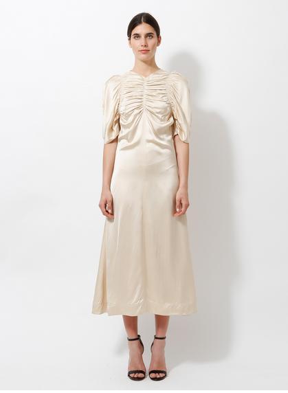 robe en soie celine vintage